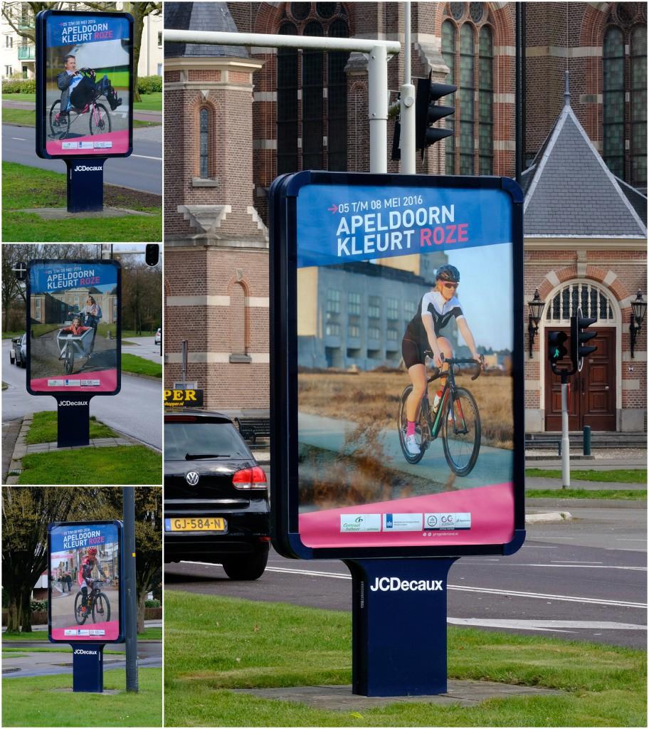 De Giro d' Italia komt naar Apeldoorn