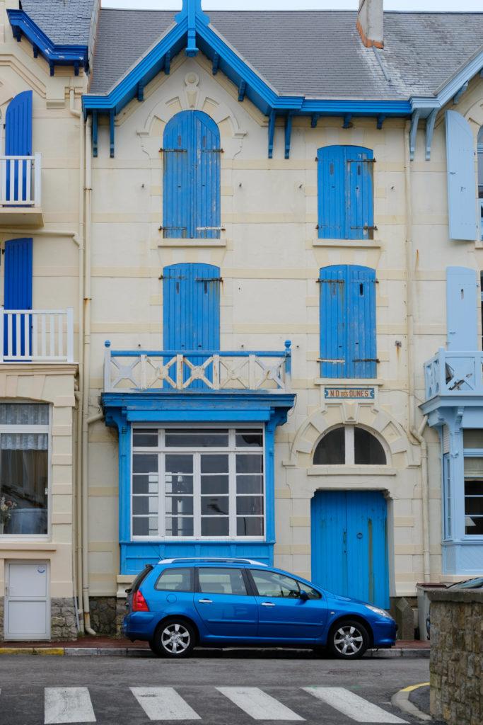 Les bleus X-pro2 Wimereux