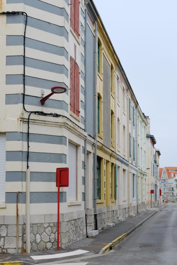 Rue Léon Fayolle X-pro2 Wimereux