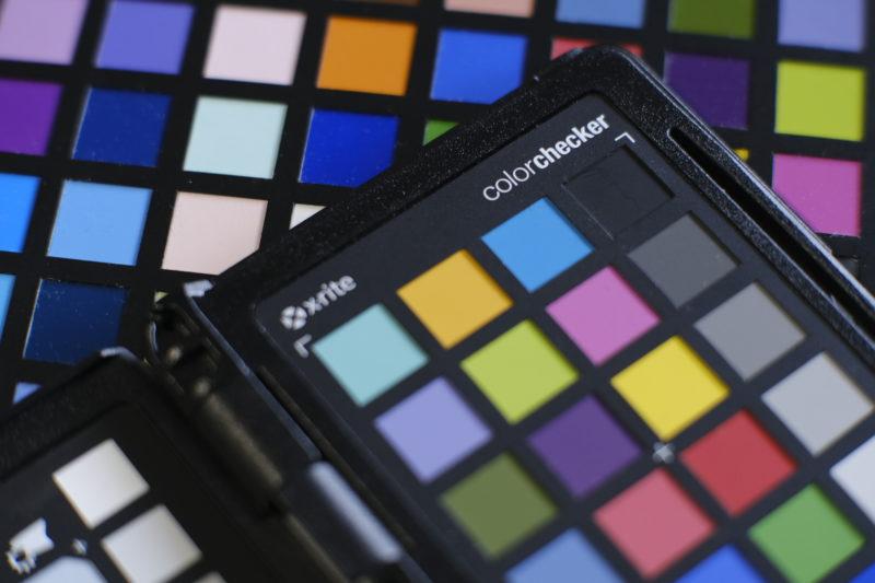 Perfecte kleuren met ColourChecker -fotografie Gerhard Witteveen