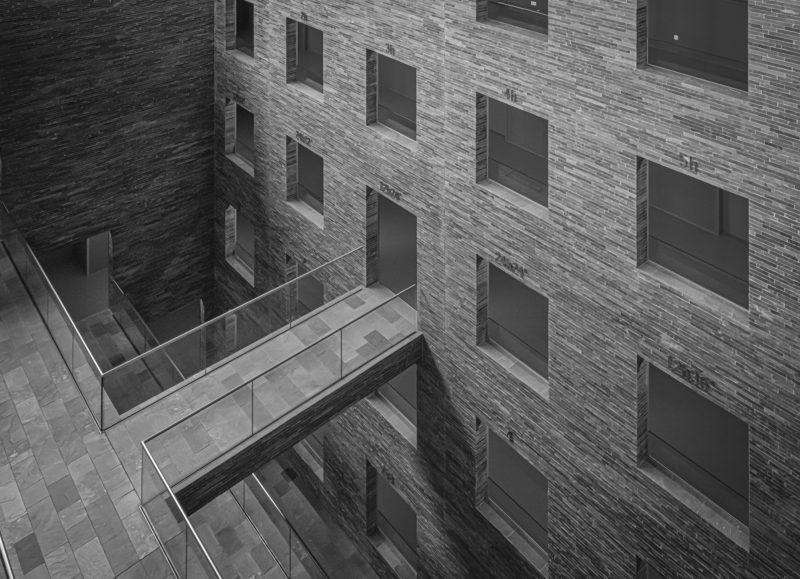 Zwart-wit fotografie | architectuurfotografie